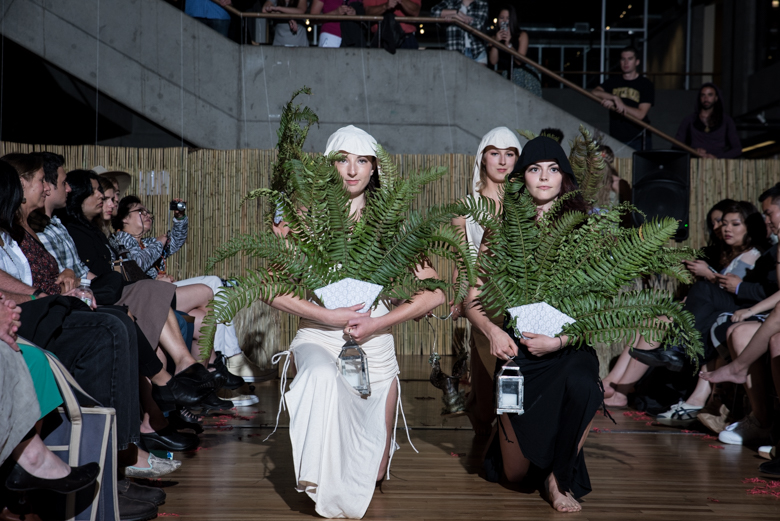 "Conservation Catwalk: ""Elements of the Wild"" by UW Conservation in Style – Goud Hall"